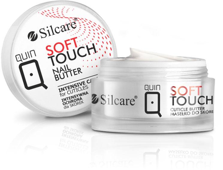 Masełko do skórek QUIN Soft Touch 12 ml