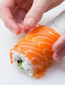 Kurs sushi dla dwojga  Warszawa