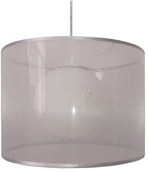 CHICAGO LAMPA WISZĄCA 37 1X60W E27 SREBRNY