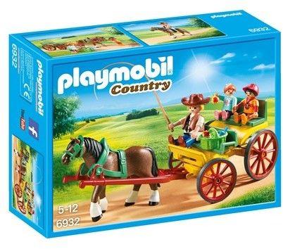 Playmobil Bryczka konna 6932
