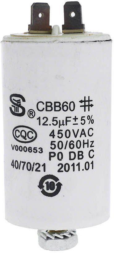 Kondensator silnika wyważarki 12,5uF W220 W200 W240 W300 W320