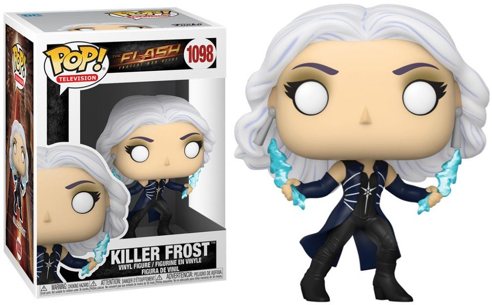 Figurka Funko Pop 1098 The Flash Killer Frost