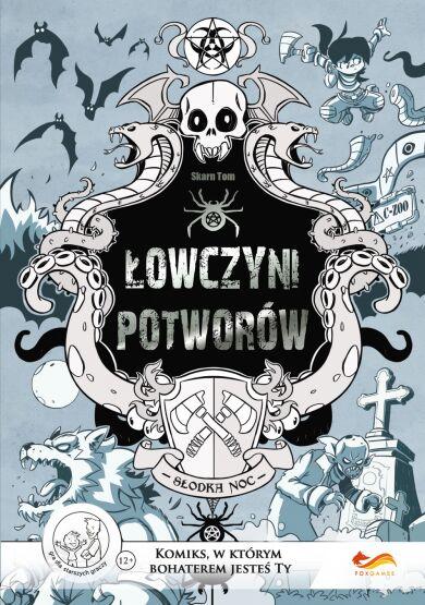 Łowczyni Potworów - Komiks Paragrafowy