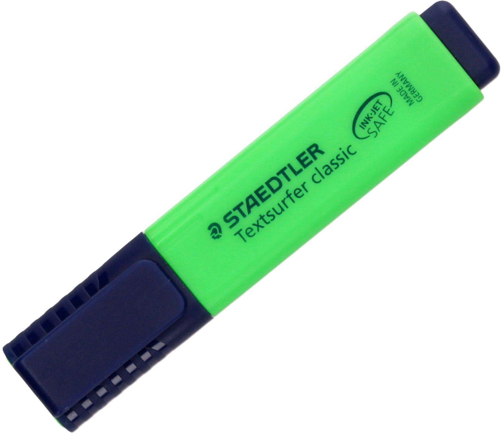 Zakreślacz zielony Textsurfer Classic Staedtler
