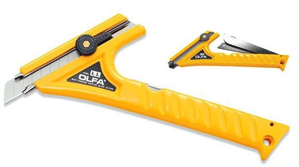 Nóż OLFA LL - do pracy dwoma rękami (LL)