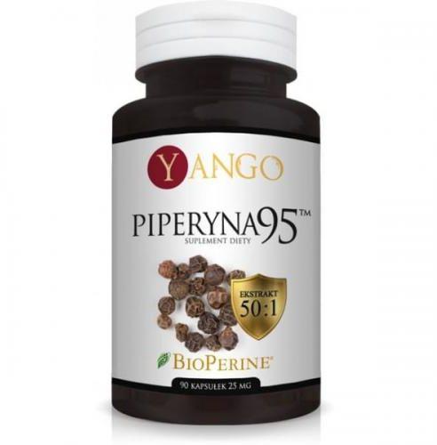 Piperyna 95  90 kaps Yango