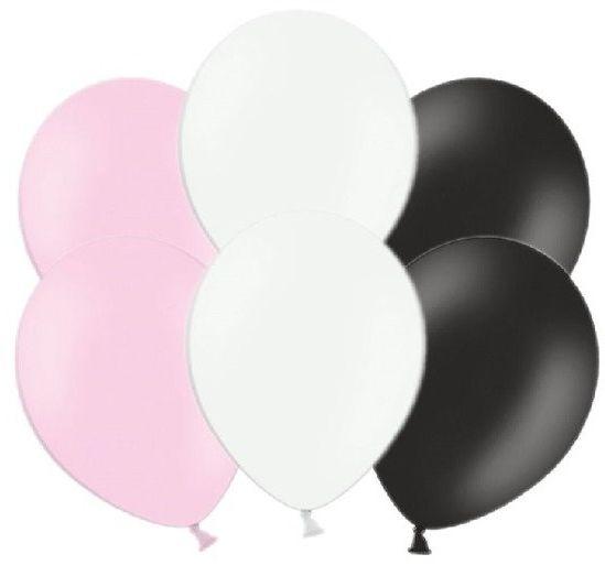 Zestaw balonów na Urodziny Roczek Halloween Party 30 sztuk ZB28