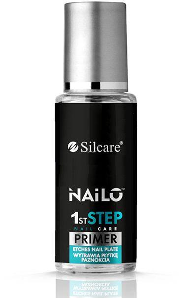 Primer KWASOWY Silcare NAILO pod żel hybryde 9ml