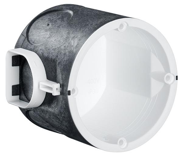 Puszka osprzętowa podtynkowa przeciwpożarowa 60 / 60 mm
