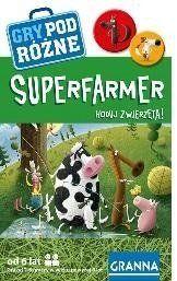 Gry podróżne - Superfarmer GRANNA - Granna