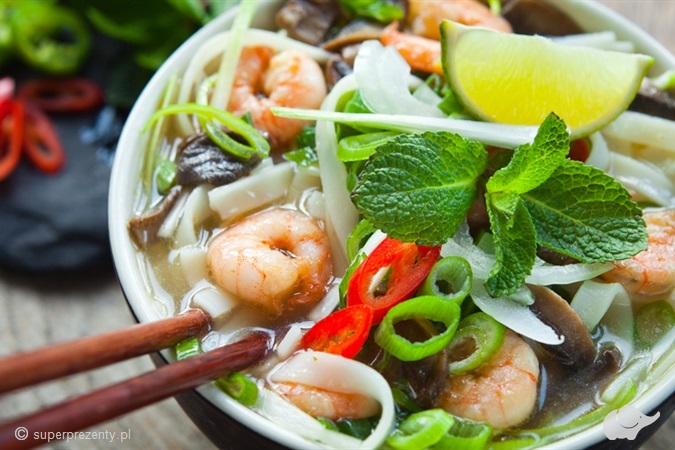 Kurs kuchni wietnamskiej w Warszawie