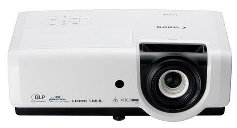 Projektor Canon LV-HD420 + UCHWYT i KABEL HDMI GRATIS !!! MOŻLIWOŚĆ NEGOCJACJI  Odbiór Salon WA-WA lub Kurier 24H. Zadzwoń i Zamów: 888-111-321 !!!
