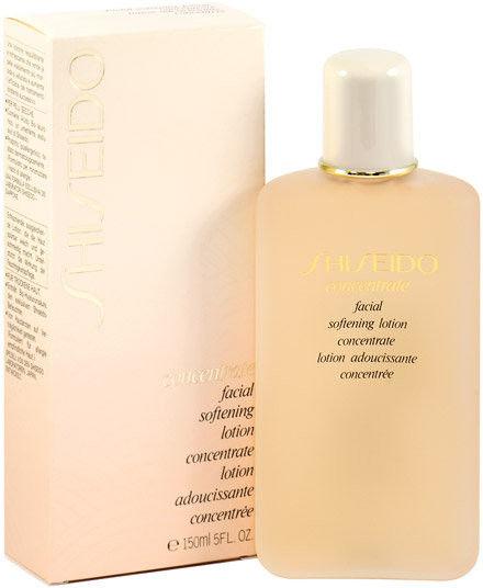 Shiseido Concentrate Facial Softening Lotion tonik kojący i nawilżający do skóry suchej i bardzo suchej 150 ml