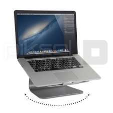 mStand 360 (Space Gray)  Obrotowa podstawka pod laptopa