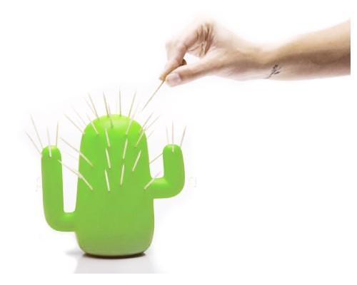 Kaktus na wykałaczki