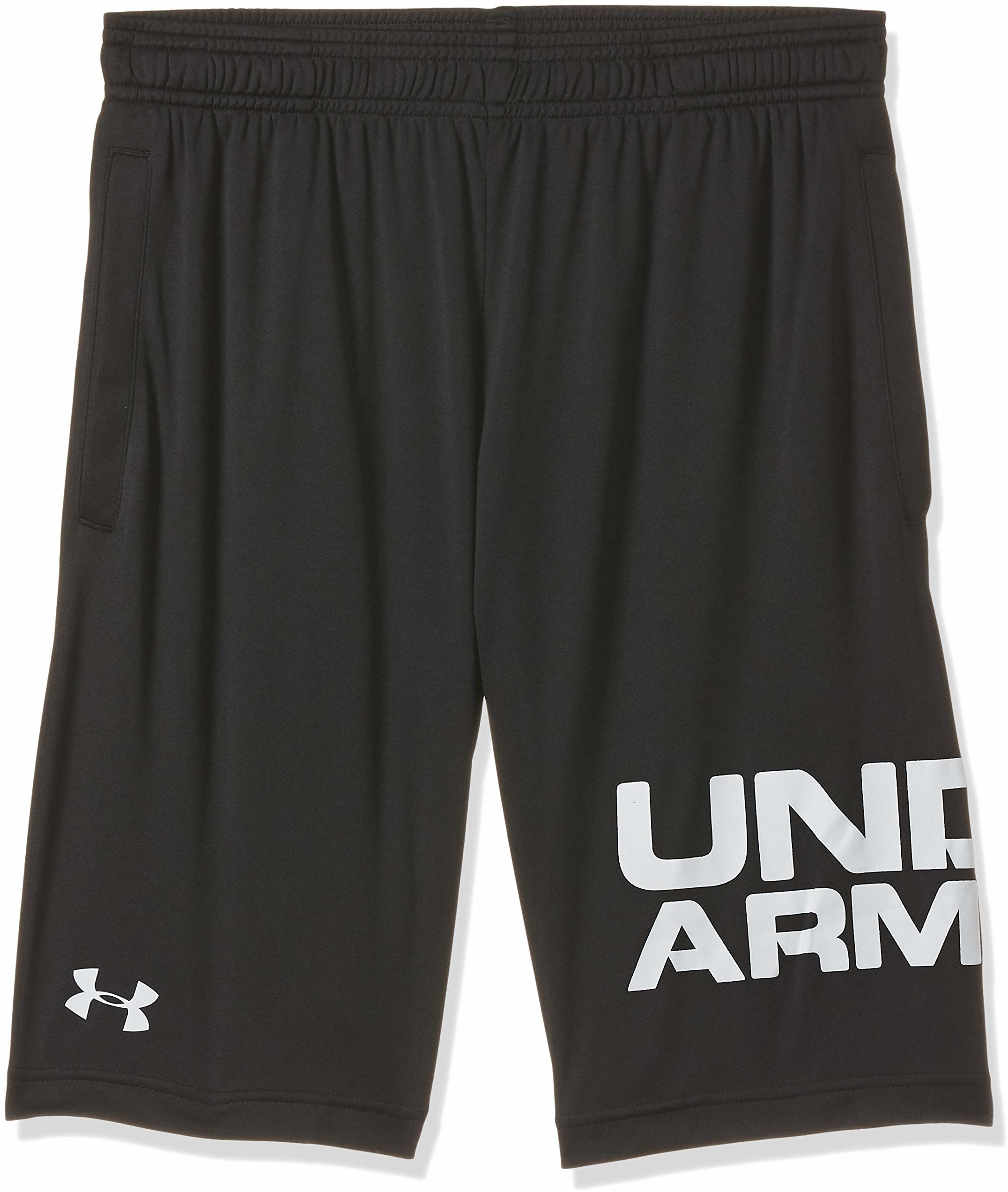 Under Armour Tech Słowo męskie szorty Black / / White (001) L