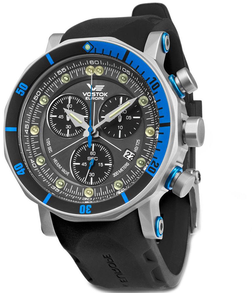 Zegarek Vostok Europe 6S30-6205213 Lunokhod-2 Chrono - CENA DO NEGOCJACJI - DOSTAWA DHL GRATIS, KUPUJ BEZ RYZYKA - 100 dni na zwrot, możliwość wygrawerowania dowolnego tekstu.