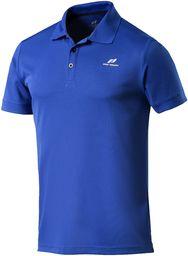 Pro Touch Kerell dziecięca koszulka polo niebieski niebieski 140
