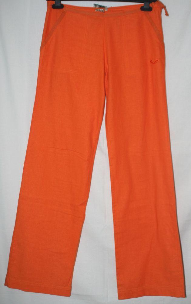 spodnie dresowe damskie ROXY Take it missy L apricot