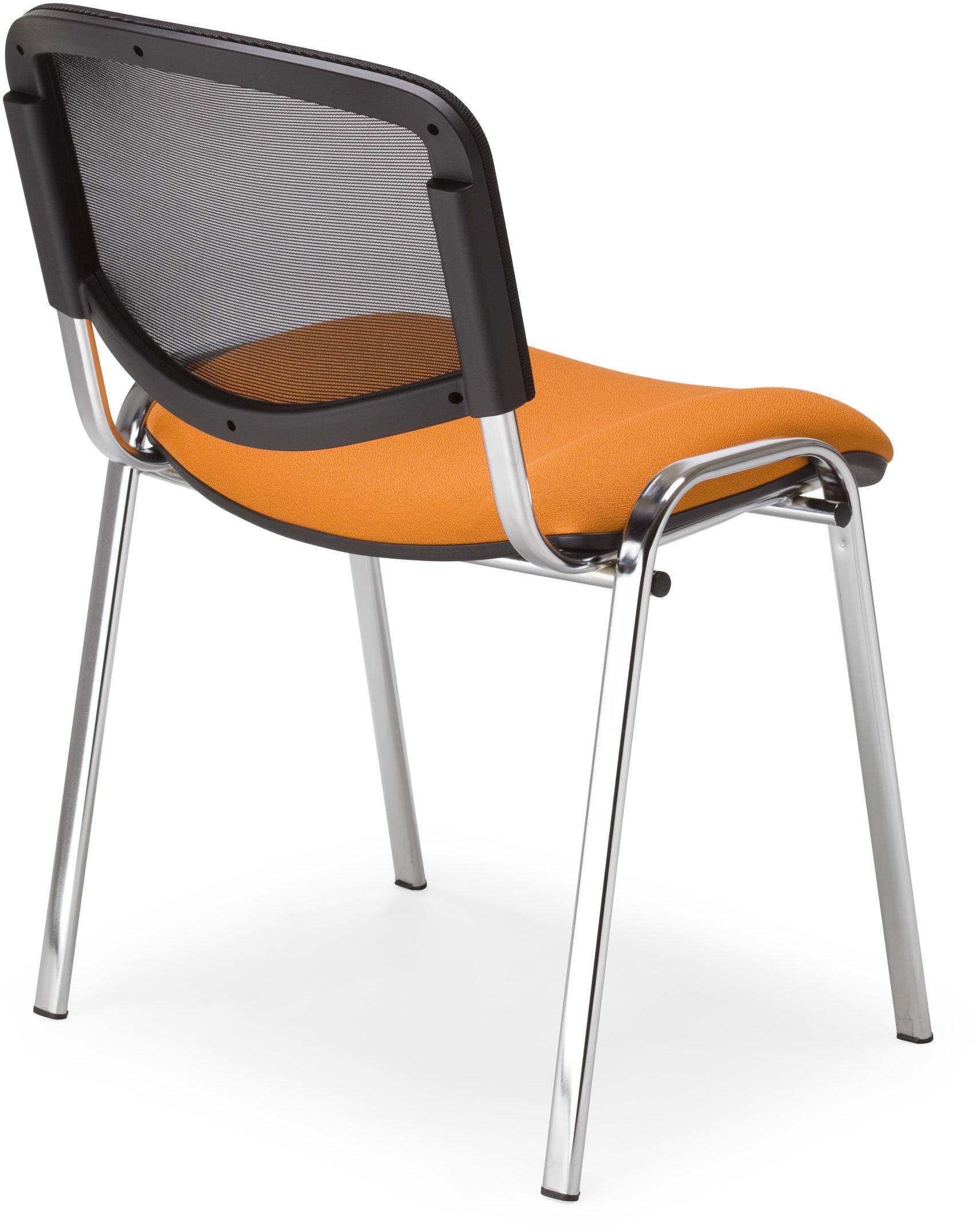 NOWY STYL Krzesło ISO ERGO MESH chrome