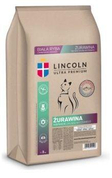 Lincoln Kot Ryba z Żurawiną 2 kg