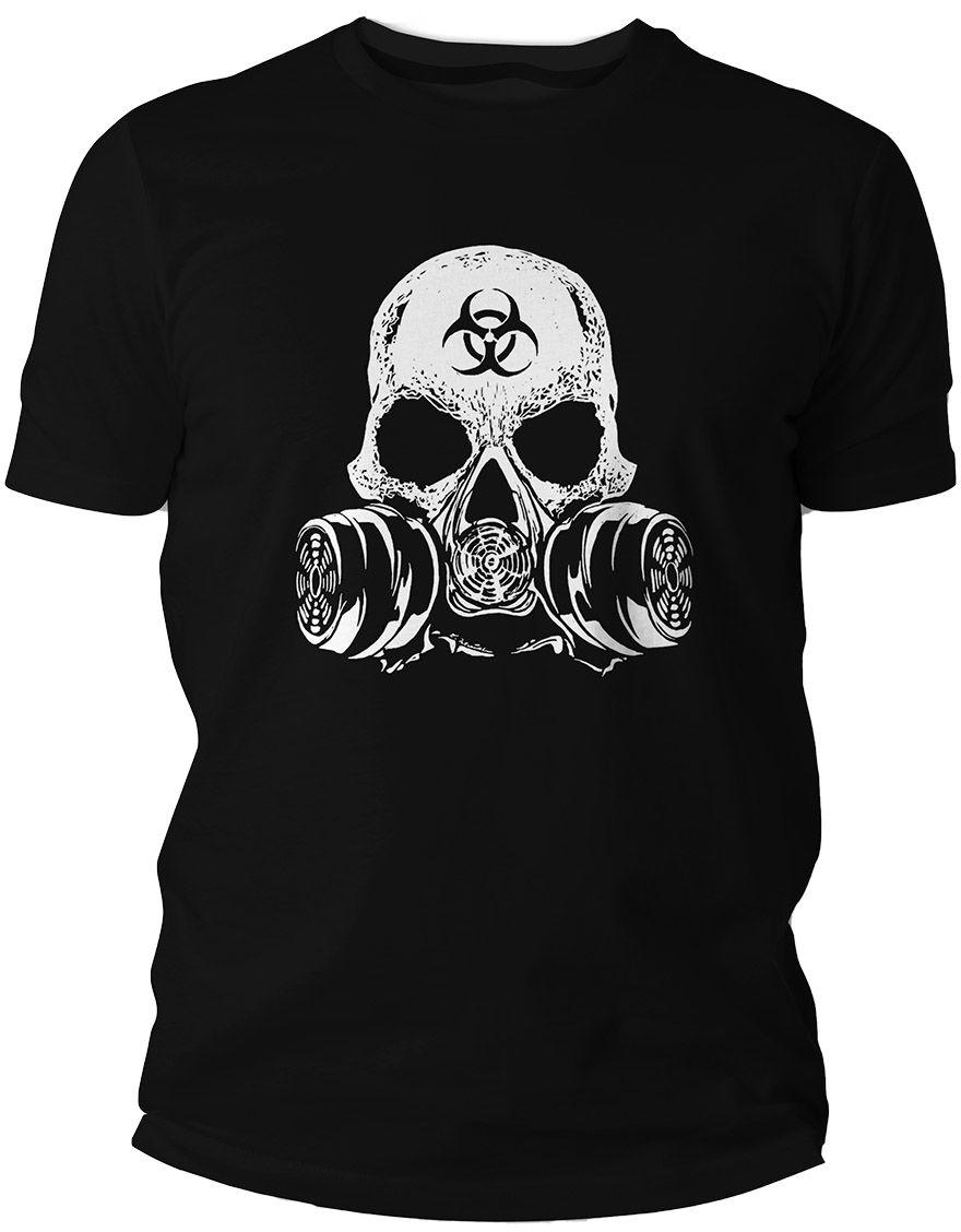 Koszulka T-Shirt TigerWood Plague - czarna