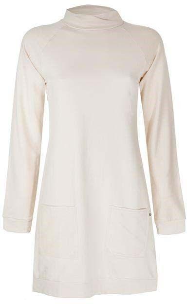 sukienka NIKITA - Crowberry Dress Tapioca (TAP