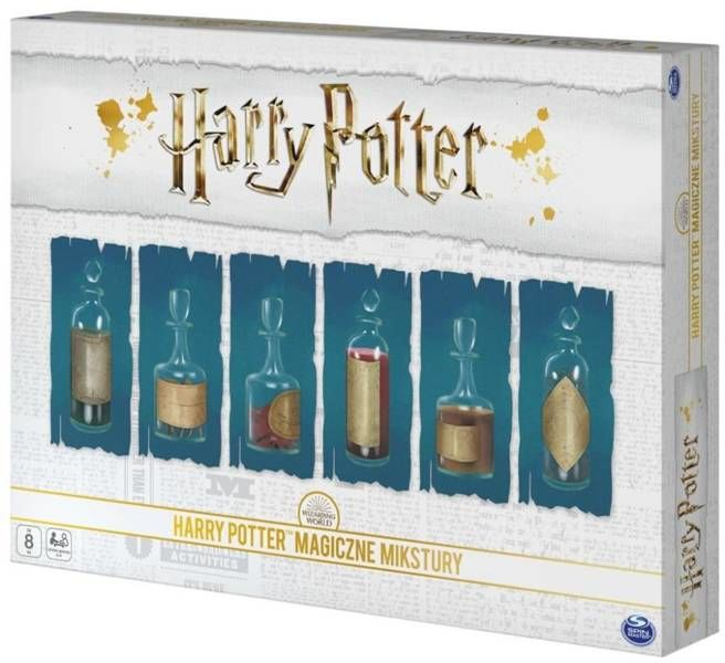 Harry Potter Magiczne mikstury - Spin Master