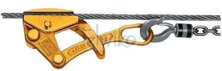 LMG II - zacisk linowy