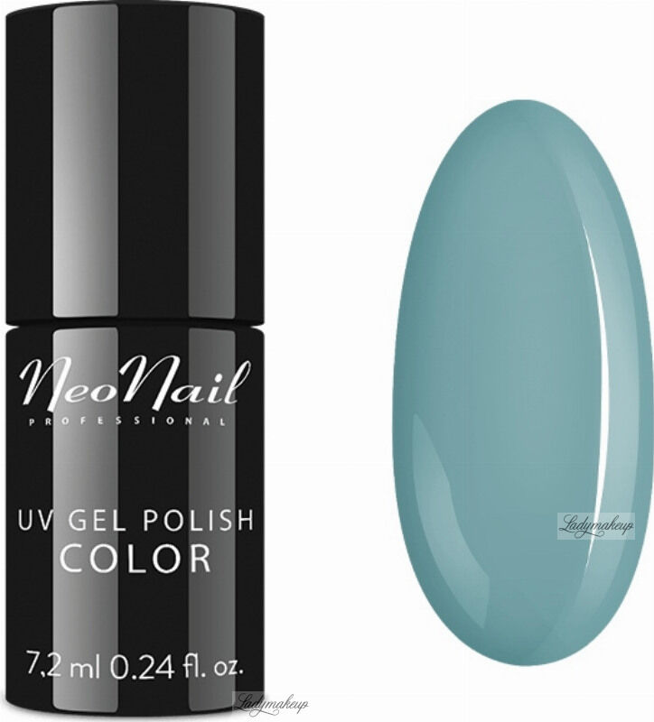 NeoNail - UV GEL POLISH COLOR - DREAMY SHADES - Lakier hybrydowy - 7,2 ml - 7542-7 SERENITY TOUCH