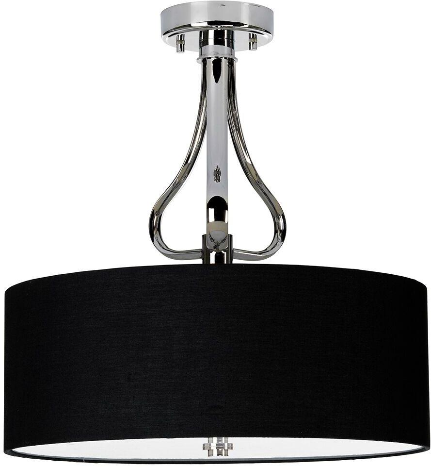 Plafon Falmouth BATH/FALM/SF PC Elstead Lighting dekoracyjna oprawa w kolorze polerowanego chromu