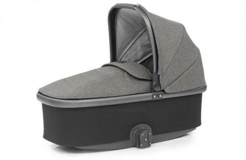 Gondola do wózka Oyster 3 / Oyster Zero - dodatki Szare - Mercury