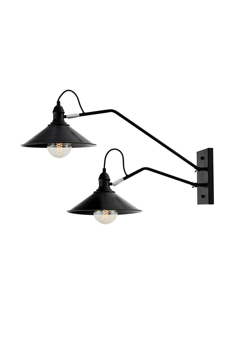Lampa ścienna HATS loft vintage 20504206 Kaspa - Sprawdź MEGA rabaty w koszyku !