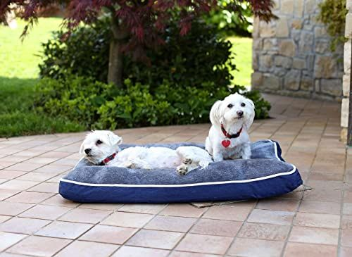 Sogni e capricci poduszka dla psa i kota na 4 pory roku, jasnoszara, 78 x 58 x 12 cm, poliester,