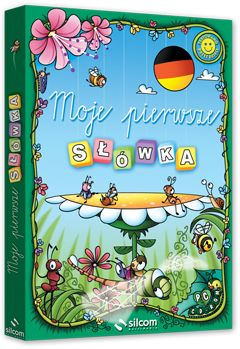 Oprogramowanie Didakta Moje pierwsze słówka - Język niemiecki