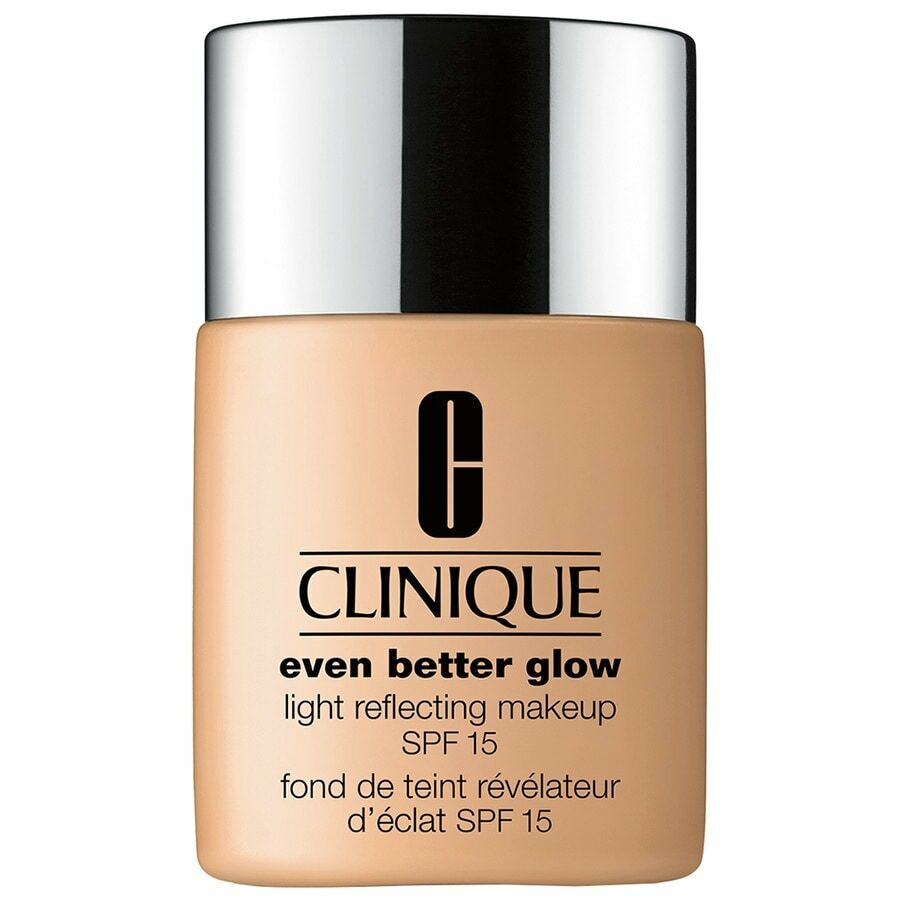 Clinique Podkłady Clinique Podkłady Even Better Glow Light Reflecting Makeup SPF 15 foundation 30.0 ml