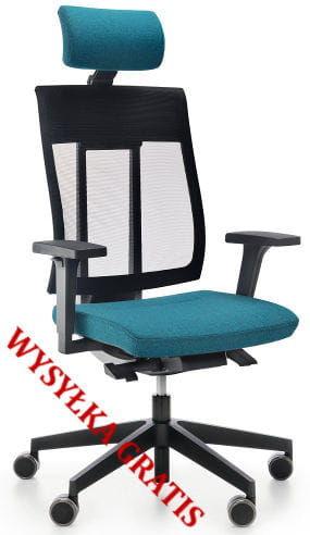 Fotel ergonomiczny Xenon Net Pro