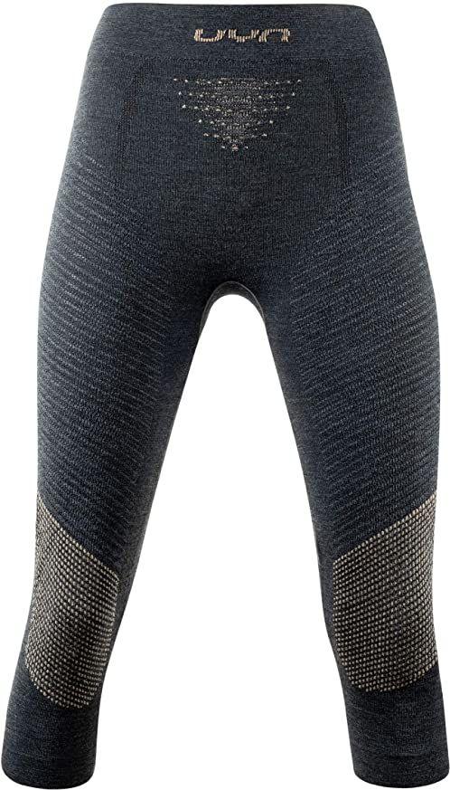 UYN damskie kalesony Uyn Lady Fusyon Cashmere Uw Pants Medium szary Grey Stone/Copper X-S