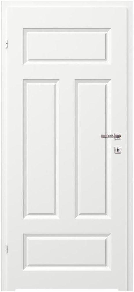 Skrzydło drzwiowe MORANO I Białe 70 Lewe CLASSEN