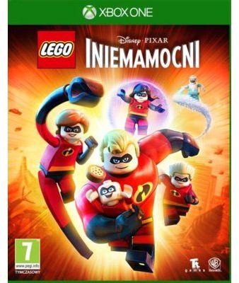 Gra Xbox One LEGO Iniemamocni