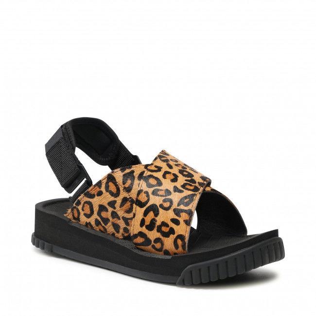 Sandały SHAKA - Fiesta Cowhair Leopard