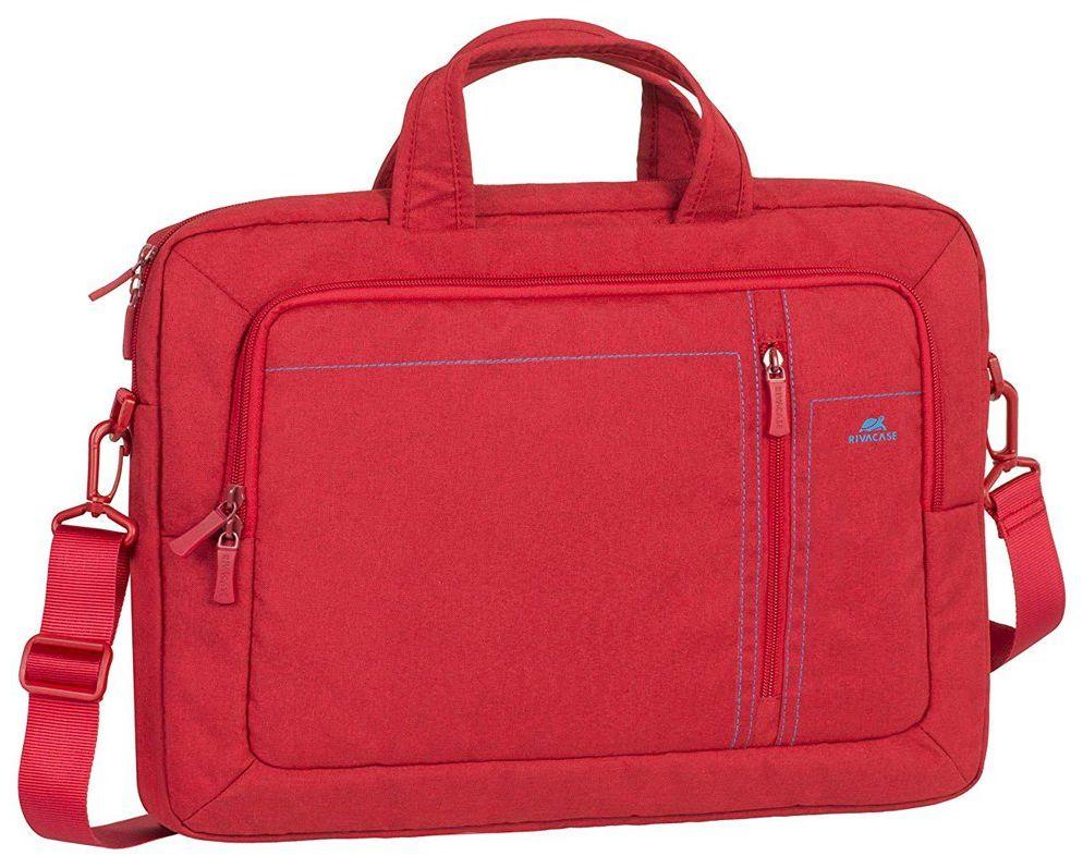 Torba na laptopa 15,6 cala Rivacase Alpendorf 7530 czerwona