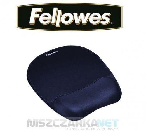 Podkładka piankowa pod mysz i nadgarstek Fellowes Memory Foam GRANATOWA 9172801