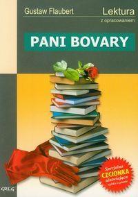 Pani Bovary lektura z opracowaniem