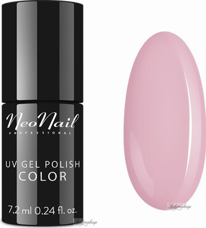 NeoNail - UV GEL POLISH COLOR - DREAMY SHADES - Lakier hybrydowy - 7,2 ml - 7547-7 FLIRTY BLINK