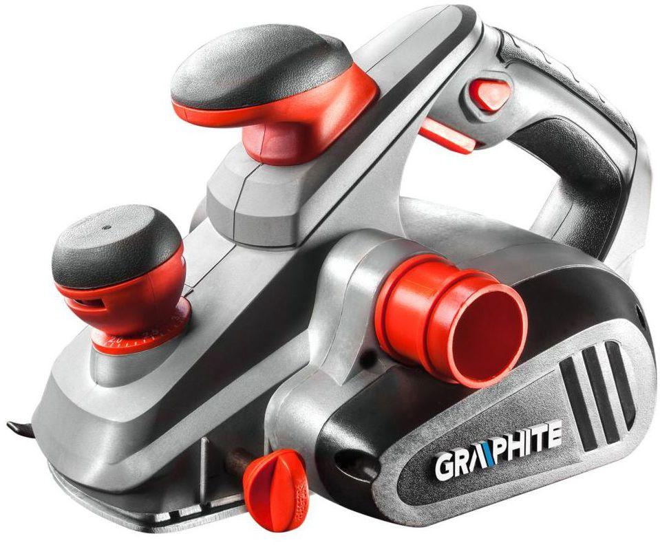 Przewodowa strugarka elektryczna 850 W 59G678 82 mm GRAPHITE