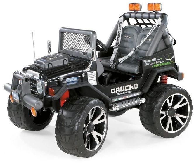 Jeep Na Akumulator Peg Perego Gaucho Super Power LK