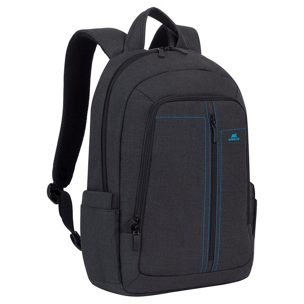 Plecak na laptop 15,6 cala Rivacase Alpendorf 7560 czarny