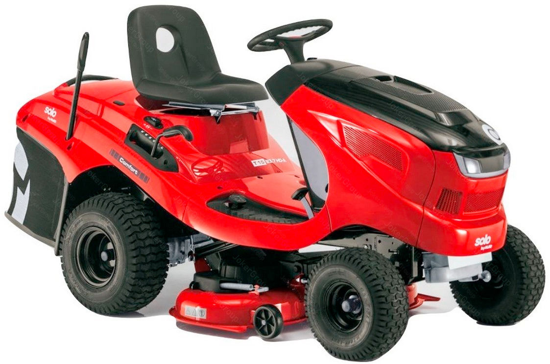 Traktor ogrodowy T13-93.7 HD COMFORT Solo by AL-KO 127416
