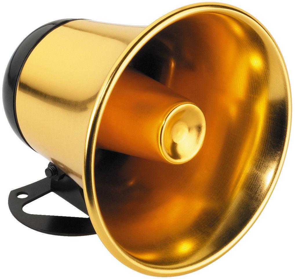 Monacor RUP-5, głośnik tubowy